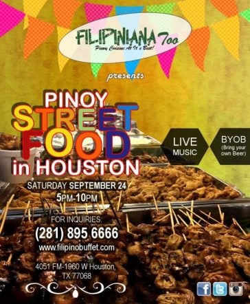 Pinoy Street Food In Houston 2