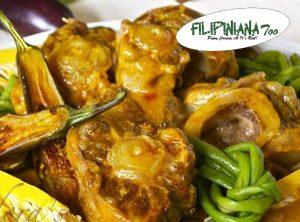 Filipiniana Too beef kare-kare