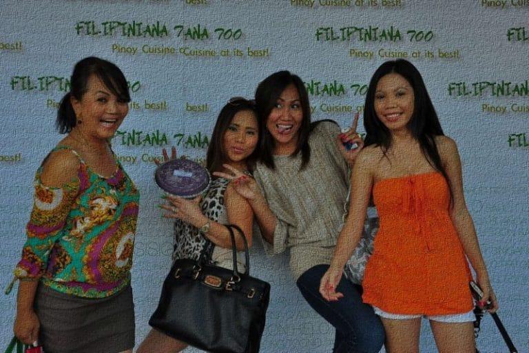 Filipino buffet