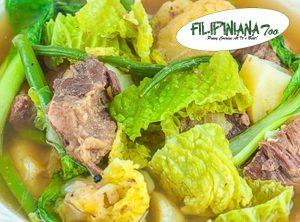 Filipiniana Too beef nilaga