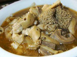 Filipiniana Too beef papaitan