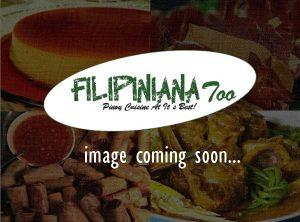 Filipiniana Too image coming soon