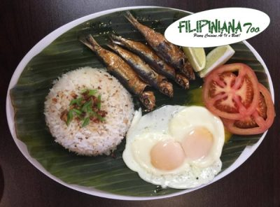 Filipiniana Too Tuyosilog